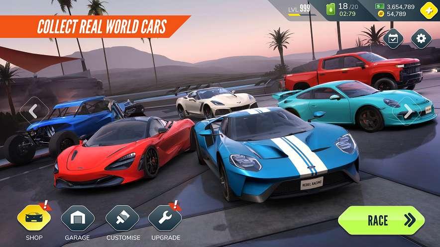 Rebel Racing Apk Mod Download Andropalace