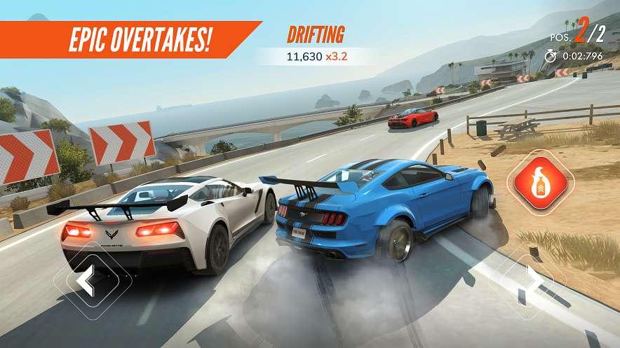 download happy racing mod apk revdl