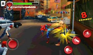 Spider-Man Total Mayhem HD APK 1.0.8 2