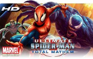 Spider-Man Total Mayhem HD APK 1.0.8 1
