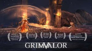 Grimvalor APK MOD Full Version Unlocked Android - AndroPalace