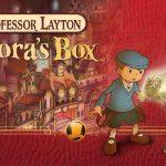 Layton Pandora's Box HD APK Android