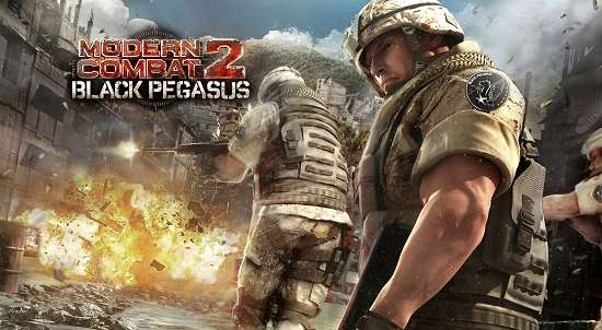 Modern Combat 2 Black Pegasus APK MOD All Devices - AndroPalace