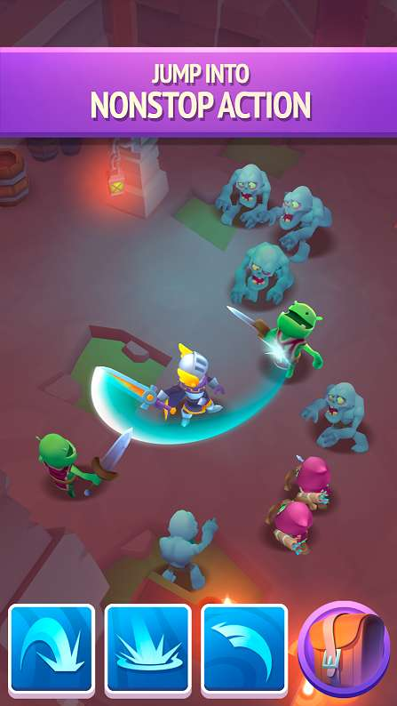 Download Nonstop Knight 2 MOD APK 1 4 1 - AndroPalace