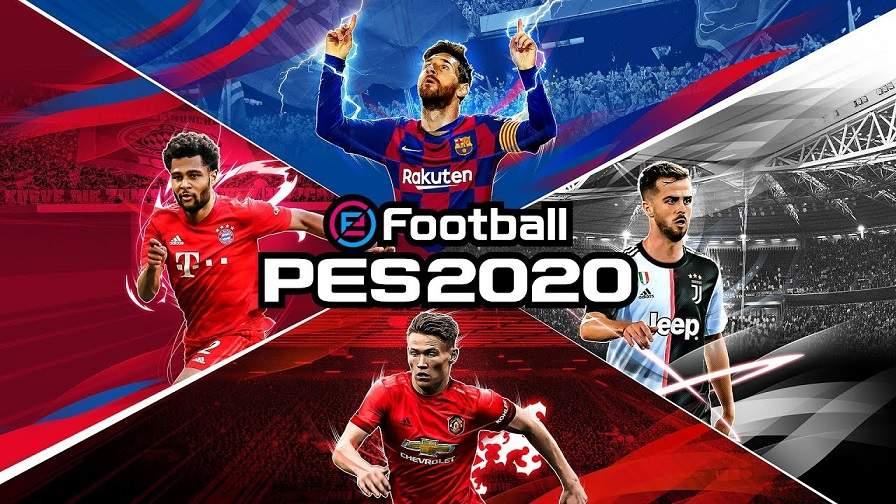 PES 2020 APK Pro Evolution Soccer 2020 4 1 0 - AndroPalace