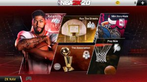 NBA 2K20 APK MOD Android Download 76 0 1 - AndroPalace