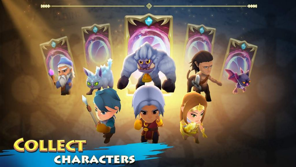beast quest ultimate heroes mod apk unlimited energy