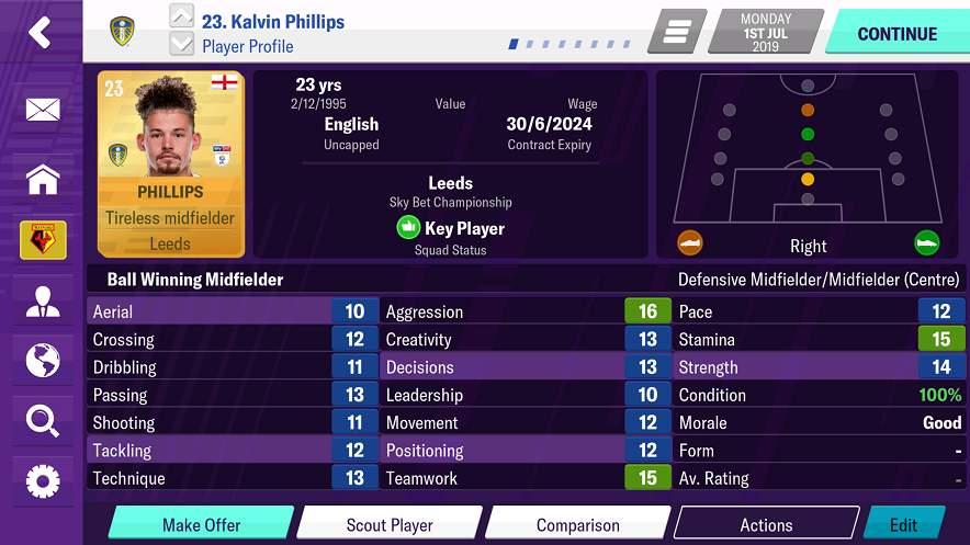 football manager 2020 apk