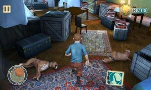 The Adventures of Tintin APK Remastered All Devices 2