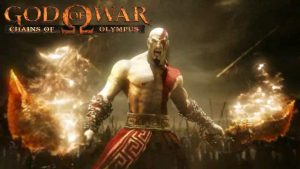 God of War Chains of Olympus 1