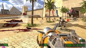 Serious Sam APK TFE PC Games on Android 2