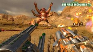 Serious Sam APK TFE PC Games on Android 3