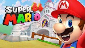 Super Mario 64 HD APK 1.0 1